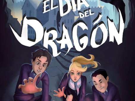 """Reseña de """"El día del dragón"""", de Gabriella Campbell y José Antonio Cotrina"""