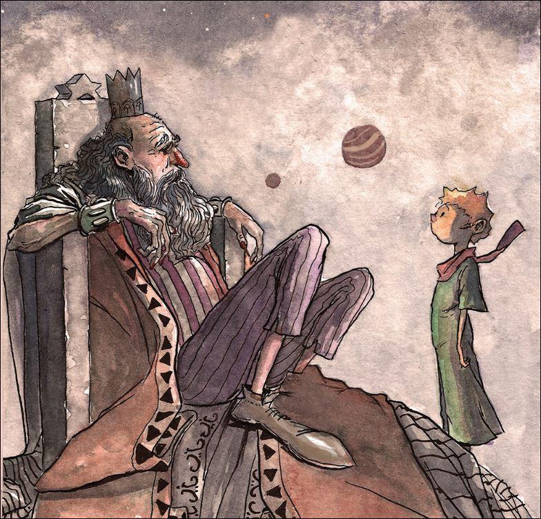 Reseña de El Principito, de Saint-Exupéry en www.javinavas.es