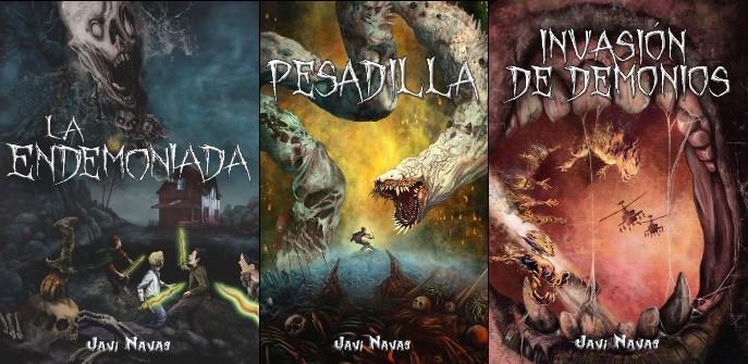 Trilogía Mundo de monstruos en www.javinavas.es
