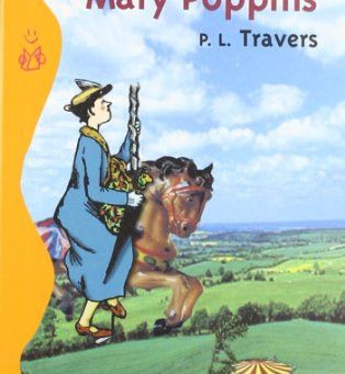 "Reseña de ""Vuelve Mary Poppins"", de P. L. Travers."