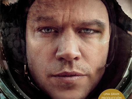 """Reseña de """"El marciano"""", de Andy Weir"""