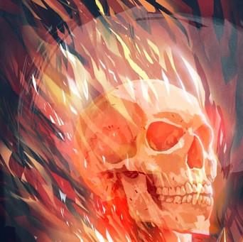 """""""Las puertas del infierno"""", de Javi Navas. Inicio de """"Mundo de monstruos 3; Invasión"""