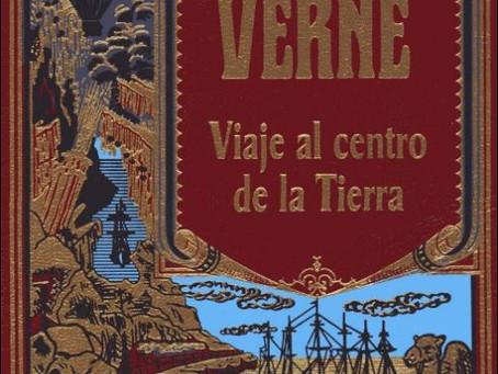Reseña de «Viaje al centro de la Tierra», de Julio Verne