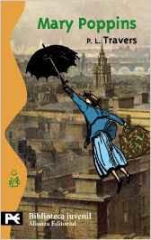 "Reseña de ""Mary Poppins"", de P. L. Travers."