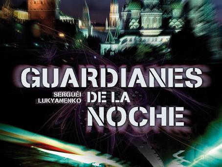 """Reseña de """"Guardianes de la noche"""", de Serguéi Luckyanenko"""