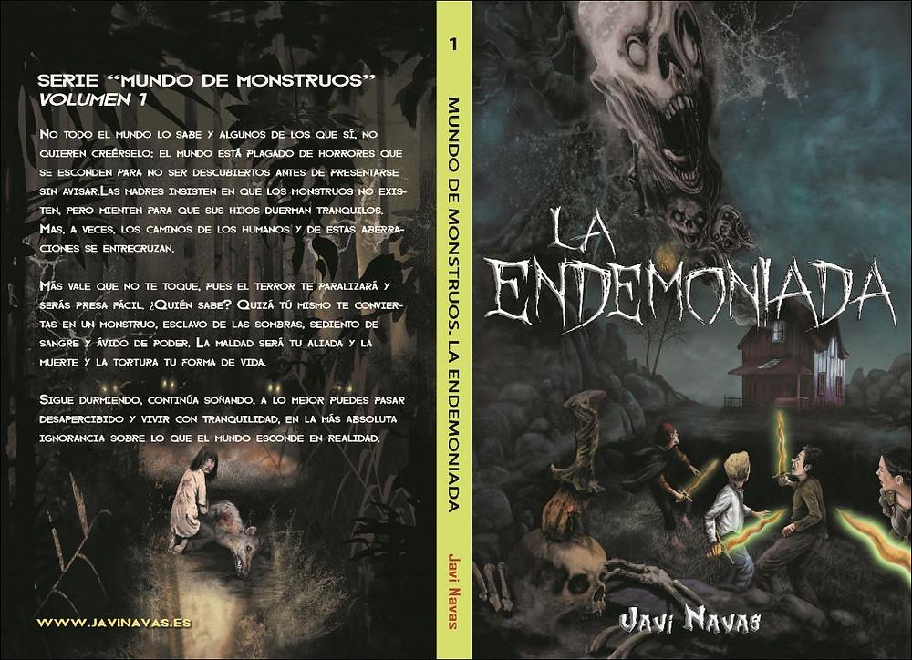 La endemoniada en www.javinavas.es