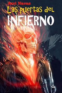 Javi Navas. Novelas de fantasía, terror y ciencia ficción