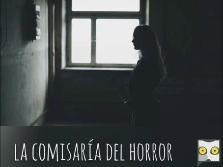 La comisaría del horror, en Leemur app