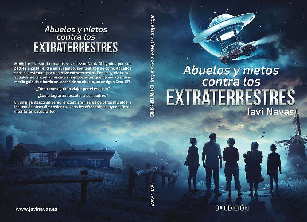 Abuelos y nietos contra los extraterrestres en www.javinavas.es