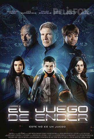El juego de Ender. Película. En www.javinavas.es