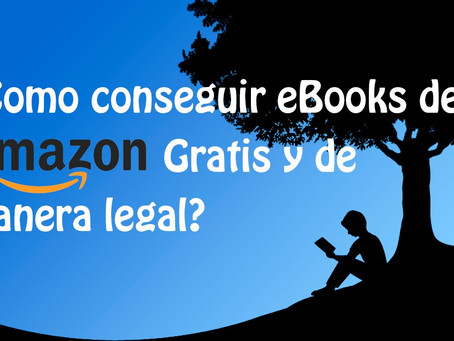 Ebooks gratis de Amazon (se leen en cualquier dispositivo).