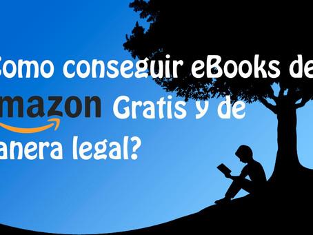 Ebooks gratis de Amazon (se leen en cualquier dispositivo).