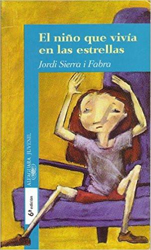 Reseña de El niño que vivía en las estrellas, de Jordi Sierra, en www.javinavas.es