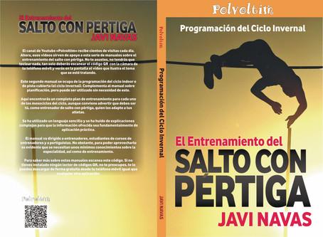 """Ya disponible en papel y en ebook. """"El entrenamiento del salto con pértiga. Programación del ci"""
