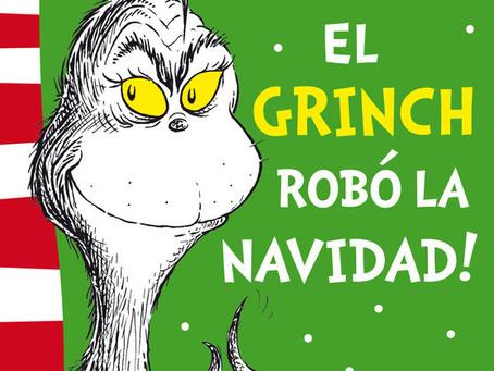 """Reseña de """"¡Cómo el Grinch robó la Navidad!"""", de Dr. Seuss"""