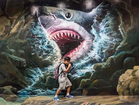 Tiburones. El supervillano de novelas y películas