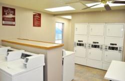 sundance apartments laundry facility
