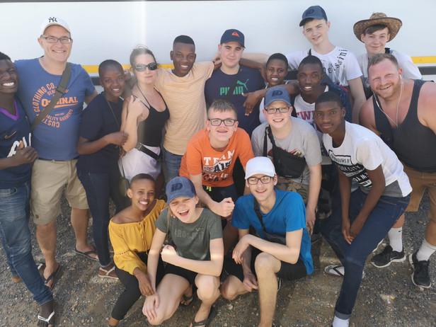 Primus-Schüler in Namibia (Video)