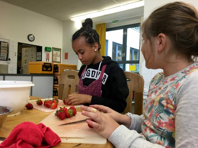 Erdbeermarmelade – natürlich selbstgemacht!