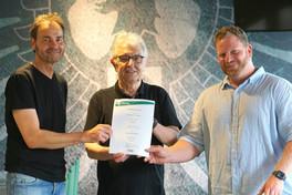 Kooperationsvereinbarung mit dem SC Preußen