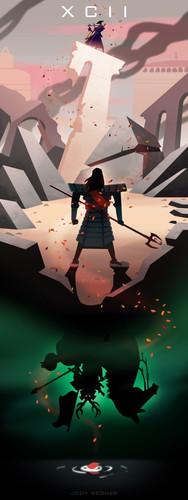 Samurai Jack Fan Poster