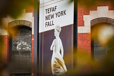Signage_Tefaf_NY_Fall19_MarkNiedermann_0