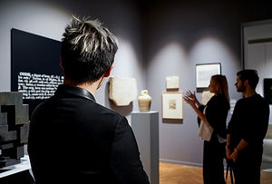 ART WORLD IS YOUR OYSTER - TEFAF - FALL