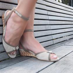 Geometric Summer Sandal