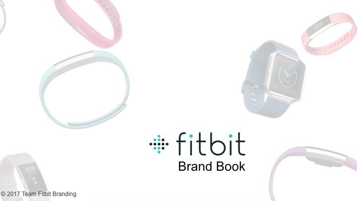 fitbit Brand Book 01