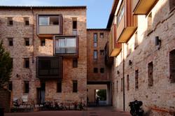 Le Murate Courtyard