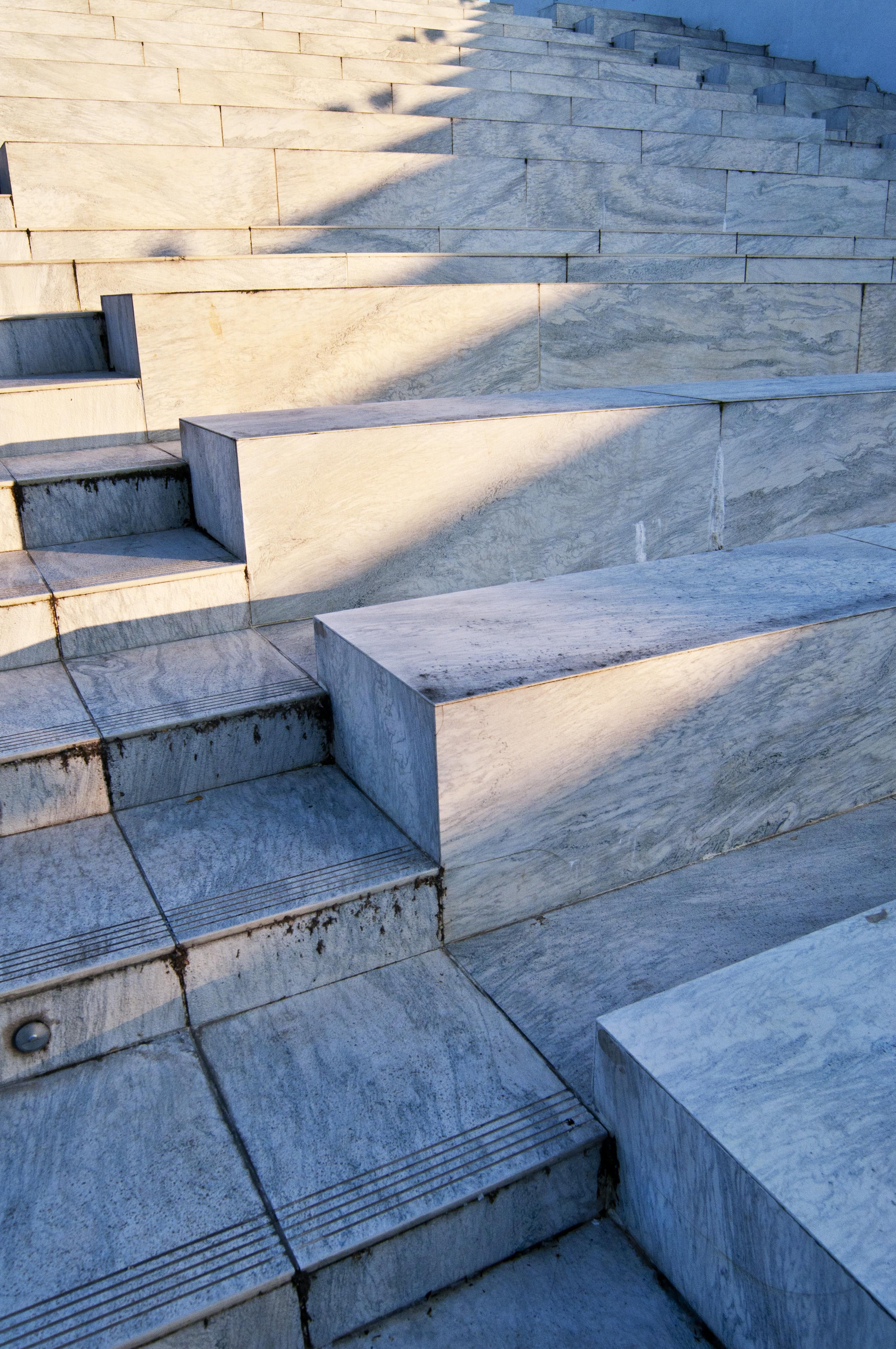 Opera House Staircase