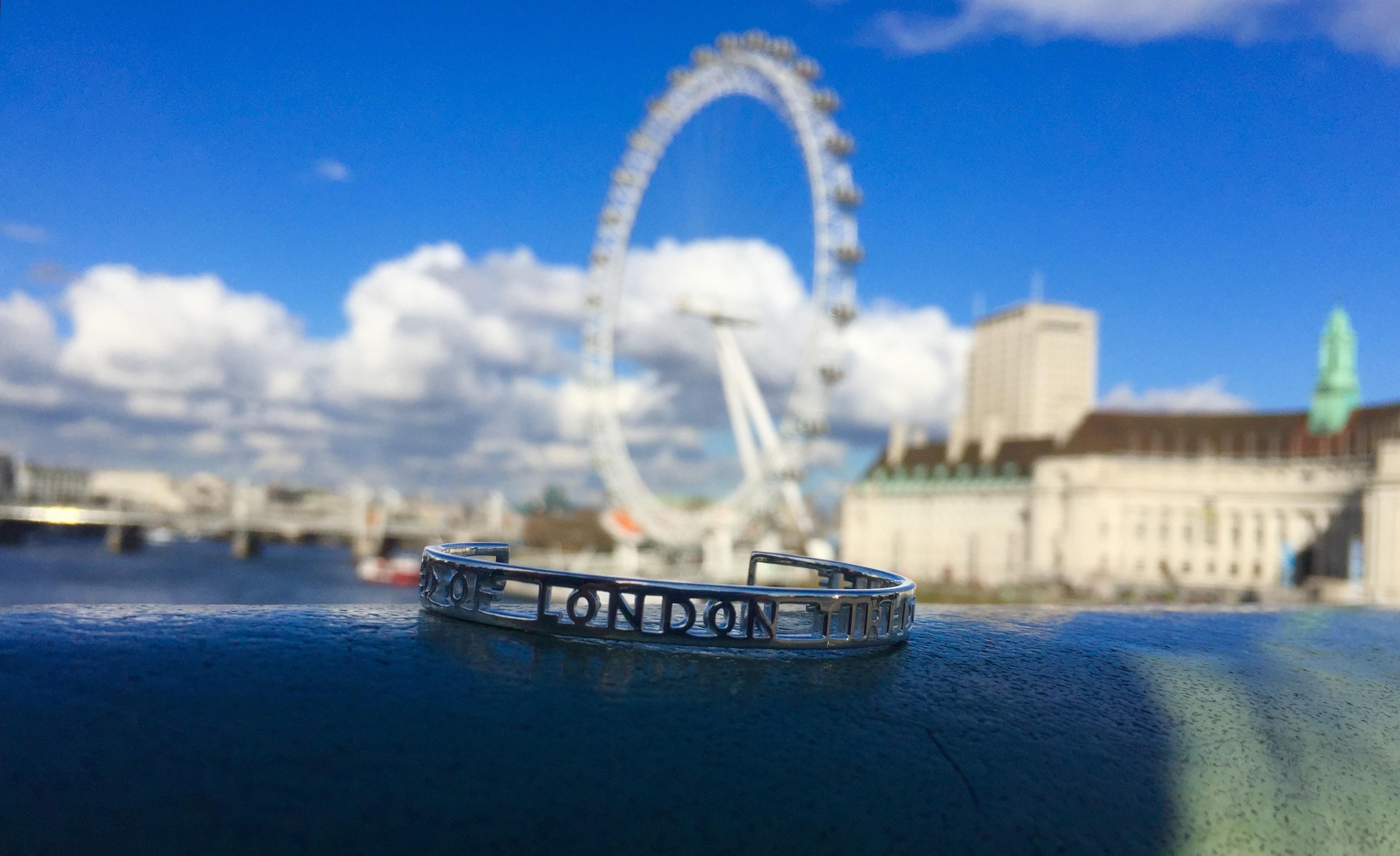London Eye with Cuff