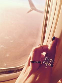 Airplane Window A