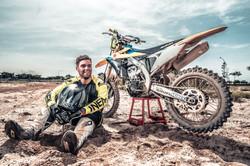 Alex Ray - supercross