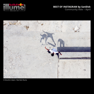 RedBull Illume Image Quest 2019; Best of Instagram by Sandisk. Community Vote - April.