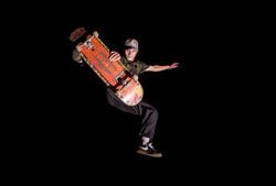 Noppakon Panutai - skateboard