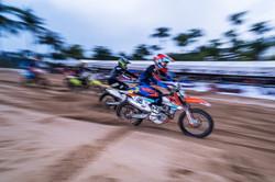 Motocross Beach Race