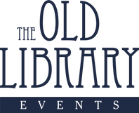 Old Library Events Logo Navy RGB 31-42-6