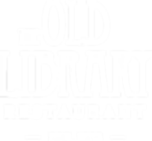 Old Library 1983 Logo White RGB 255-255-