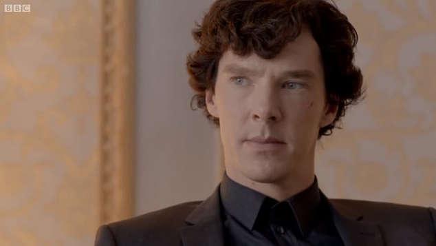 Sherlock - Sizzle 3/3