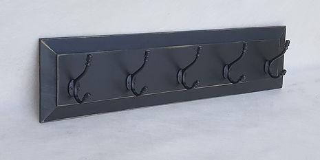 193 Panel Coat Rack (5-Hook) - Vintage Black.jpg