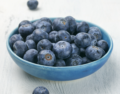 Blueberries Boost Women's Heart Health