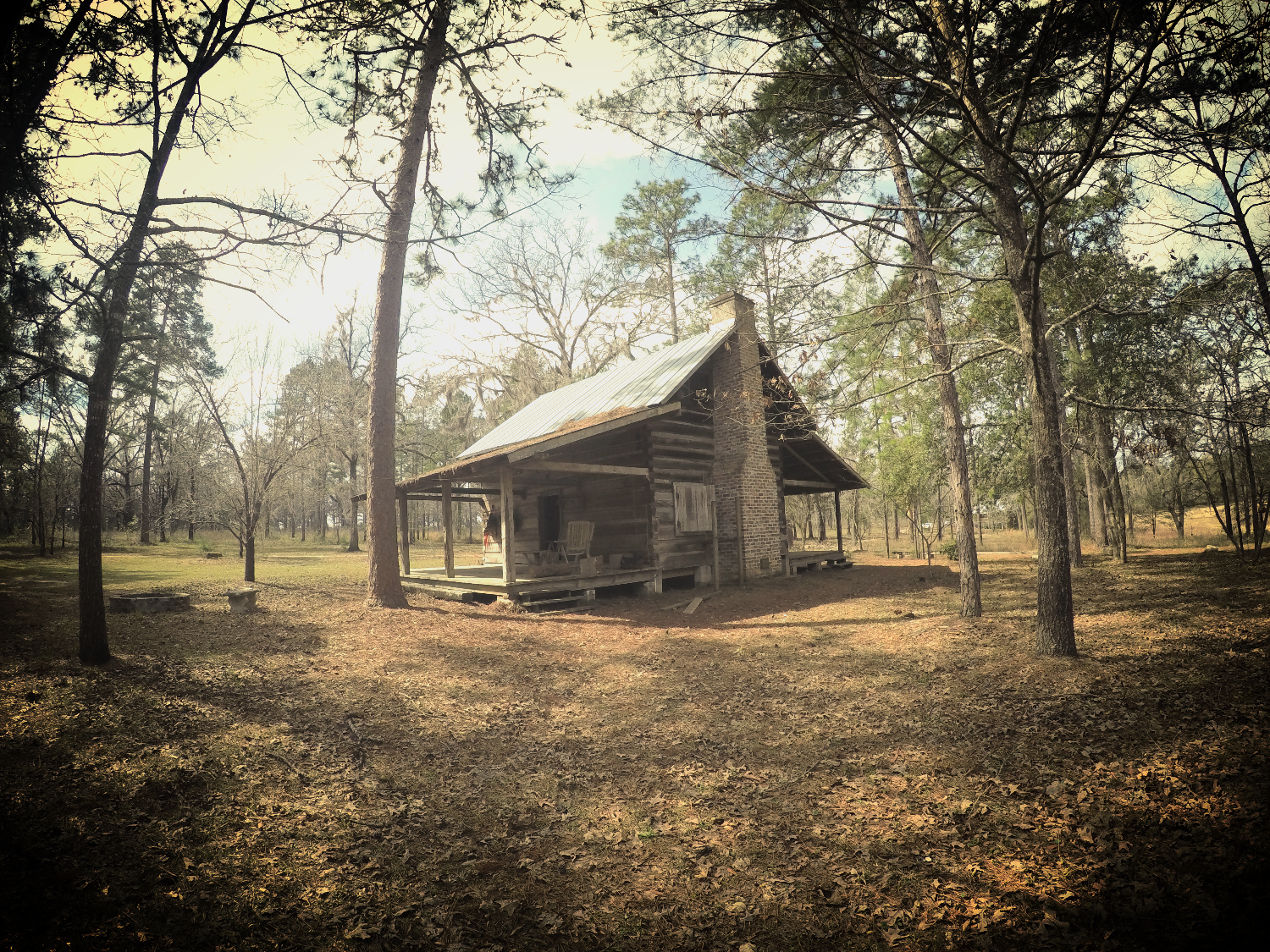 Chiles' Log Cabin