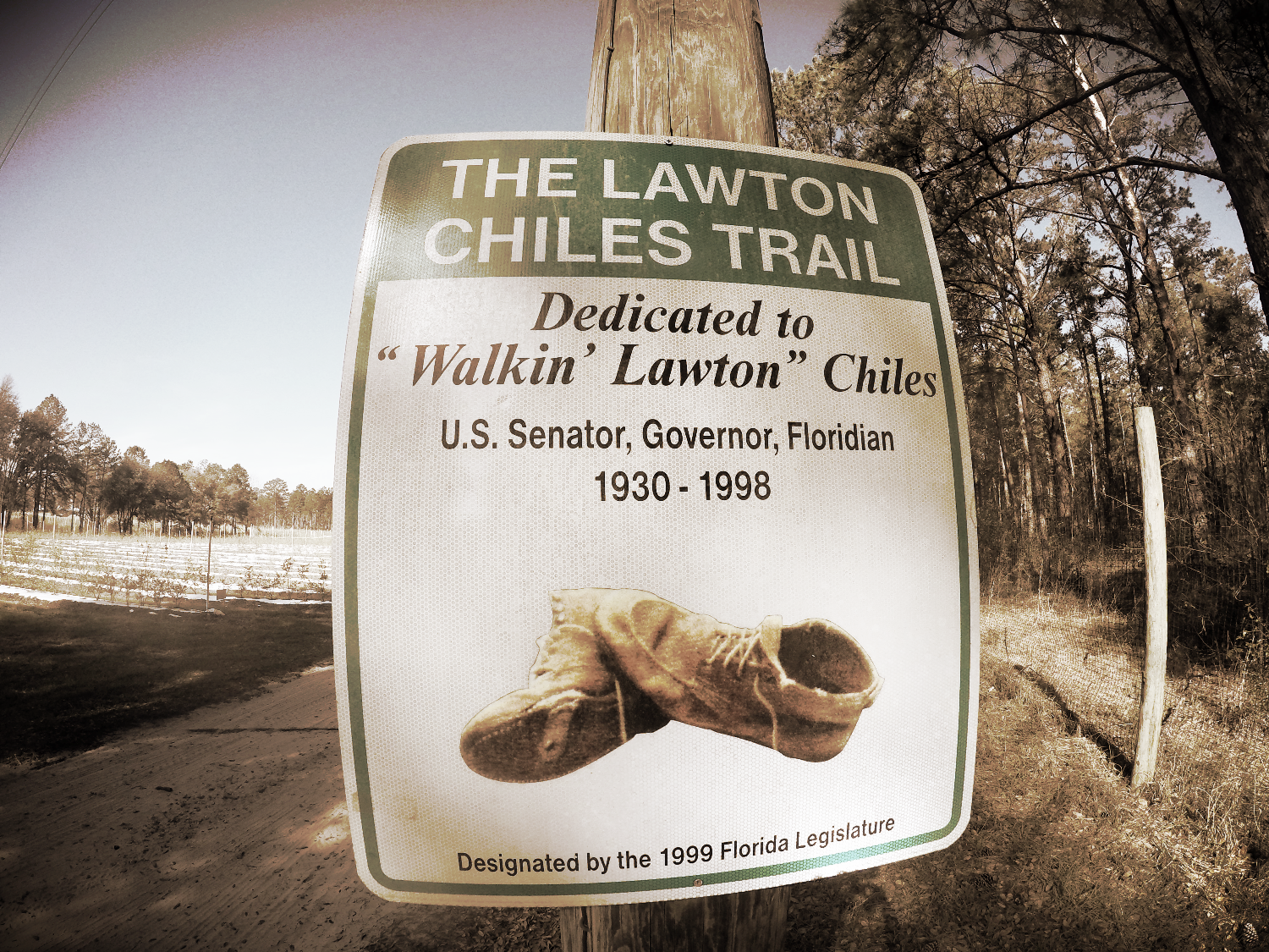 The Lawton Chiles Trail