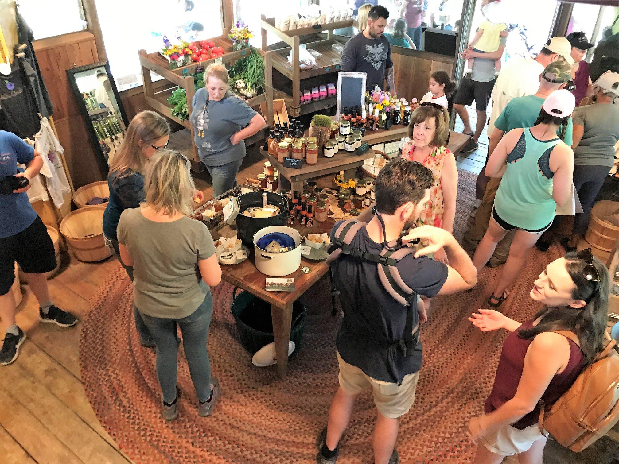 Jubilee Organic Farm Store