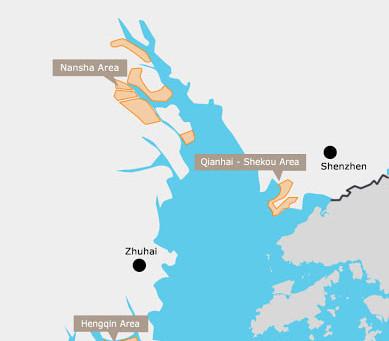 DSE Geog Essay 地理例子 | C3: Nansha Development Zone