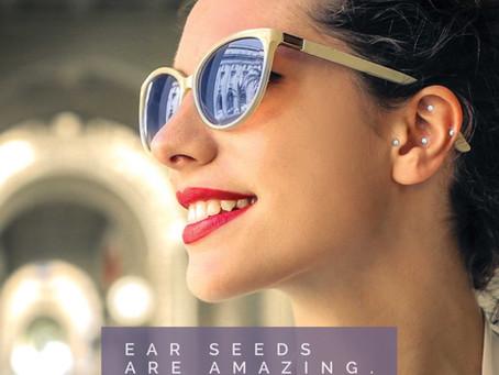 DIY Healthcare: Ear Seeds