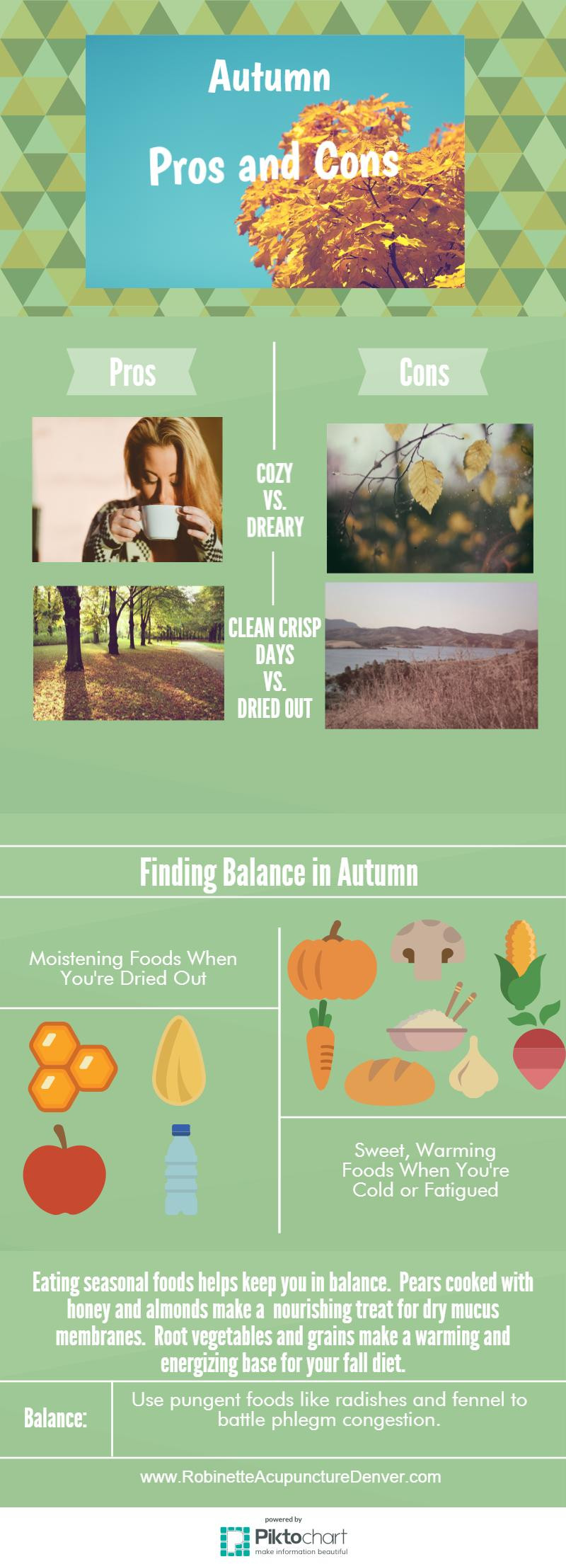 Enjoy the best fall has to offer, and use seasonal foods to stay healthy!