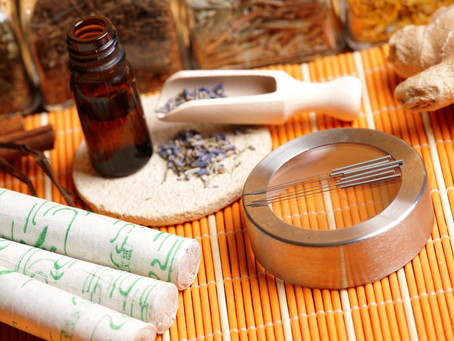 Can acupuncturists treat themselves?