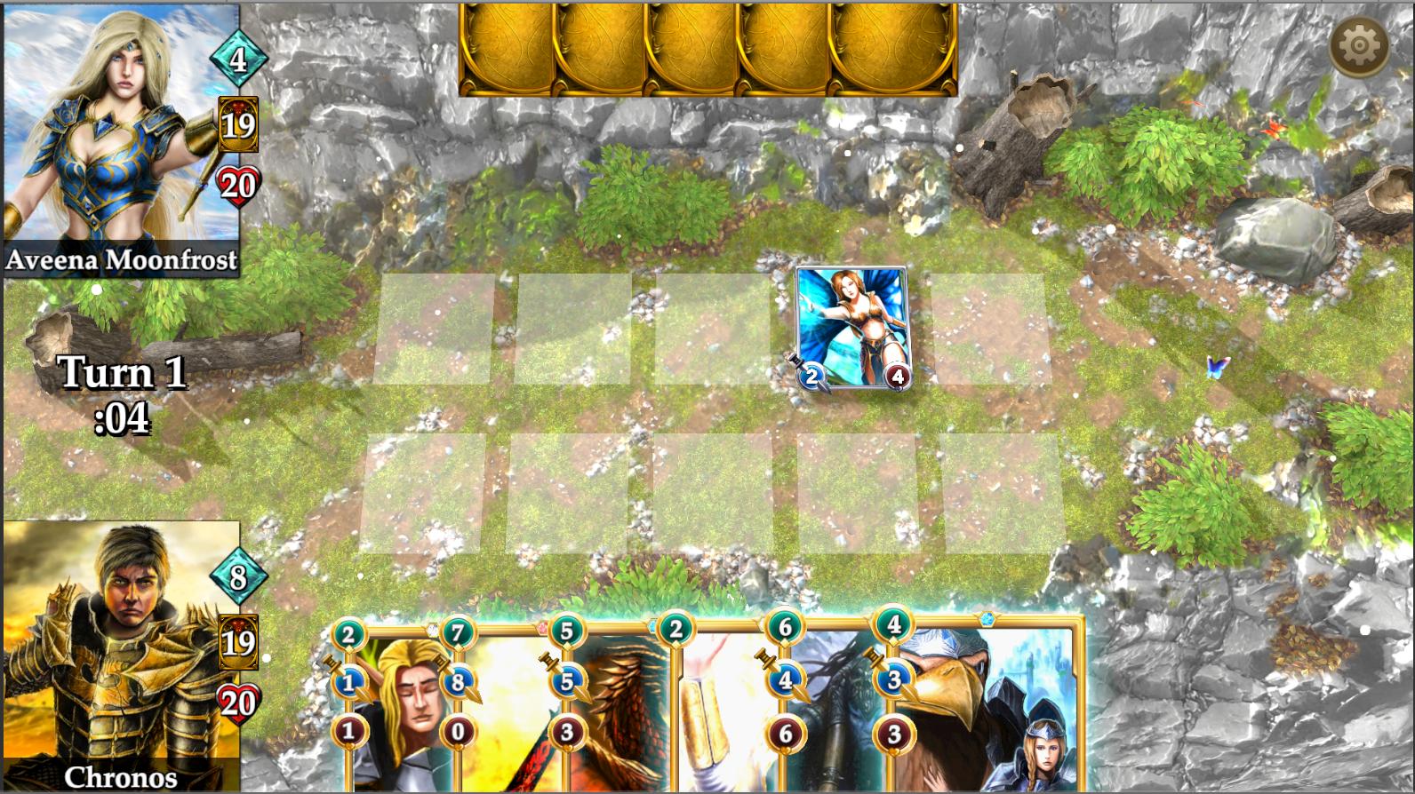 Battle Interface - 3.5 MB